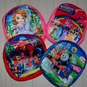 детский новый рюкзак ранец разные спайдермен человек Паук паровозик томас Литл Пони принцесса София