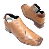Женские ботинки 39 р Rieker Германия кожа зима