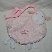 сумка органайзер овечка для вашей любимицы куклы Baby Annabell беби анабель Zapf сreation