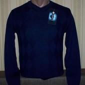 Пуловер тонкий для мальчиков 140/146,152 Турция 3 цвета