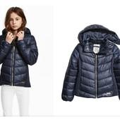 Деми куртка для девочки H&M 8-9 лет
