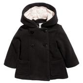 классное деми пальто h&m,ниже цены сайта