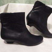 Ботинки Кожа Vagabond 40 размер