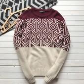 Крутой мужской свитер Cedarwood State рр Л