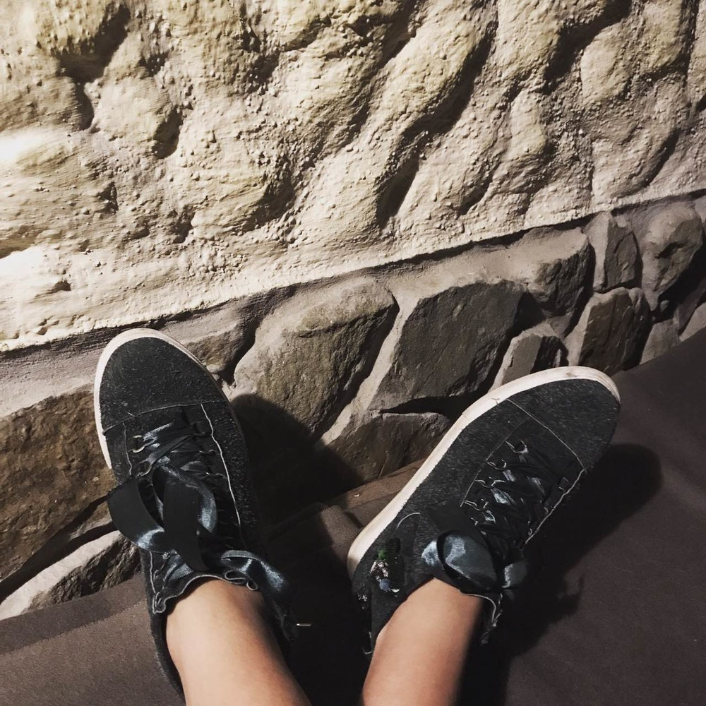 Кеды ботинки  кожа замша новинка ! возможны разные цвета ! фото №12