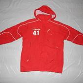 р. 152-158 термокуртка Legea, Италия теплая зимняя куртка, лыжная куртка