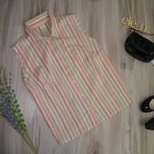 Хлопковая блуза/ майка Размер eur 46 ( 18)