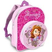 Дошкольный рюкзак для девочек Disney София Принцесса