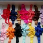 Яркие стильные прекрасные повязки повязочки для ваших модниц