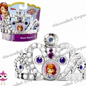 Диадема корона София прекрасная, sofia the first, на утренник