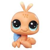 Крабик Littlest pet shop оригинал Hasbro маленький зоомагазин