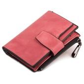 Женский компактный кошелек 2 цвета