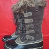 Мега зима ботинки сапоги 40р Sorel Waterproof Канада.