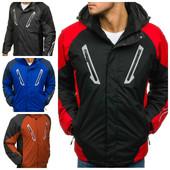 Мужская куртка горнолыжная