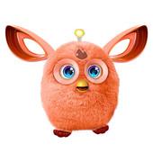Furby Connect Русскоязычный ферби коннект коралловый / оранжевый Hasbro