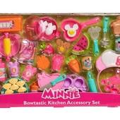 Набор  Minnie  mouse disney kitchen (54   аксессуара)