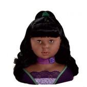 Распродажа Мулатка кукла-бюст от Paola Reina  26 см для причесок парикмахер