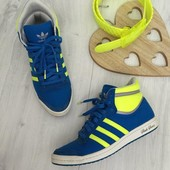 Кроссовки, яркие кеды, сникерсы, sleek series Adidas оригинал!!!