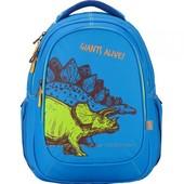 Школьный рюкзак Kite2017 Junior 8001M-3 Динозавр. Для мл. и средней школы