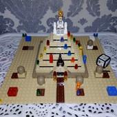 LEGO Пирамида Рамзеса лего конструктор