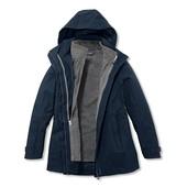 шикарная всепогодная куртка 3-в-1 ТСМ Чибо. 48 евро