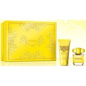 Подарочный набор, Versace yellow diamond. Оригинал.