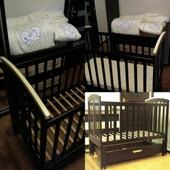 Фирменная кроватка Woodman