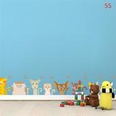 вінілові наліпки  наклейки на стіну стену Коты Кошки Коти