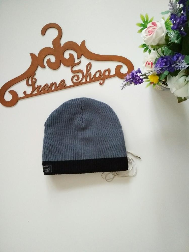 Фирменная шапка с наушниками Ear tunes фото №1