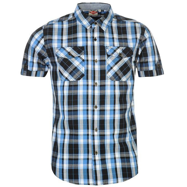 Мужская рубашка lee cooper оригинал много моделей фото №1