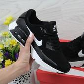 Кроссовки Nike Ultra Moire black/white