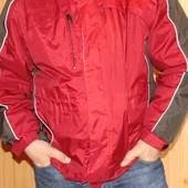 Спортивная зимняя фирменная курточка анорак Snowdonia л .
