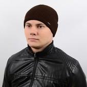 мужская шапка в размере 54-58