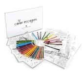 Подарочный набор для творчества Crayola Color Escapes Garden Edition
