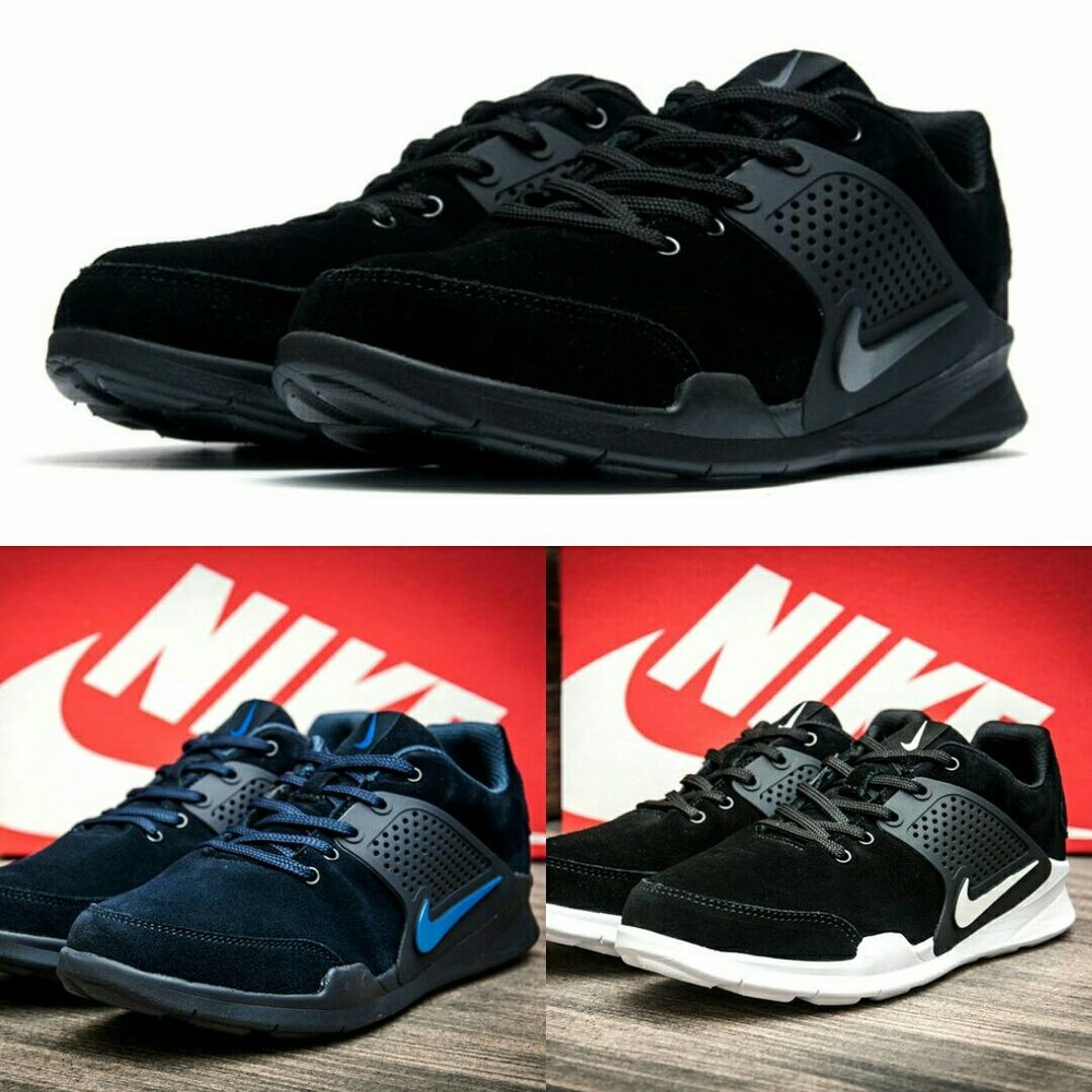 Кроссовки Nike, цвета в ассорт., р. 41-46, код kv-1052 фото №1