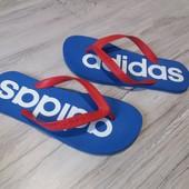 Вьетнамки Adidas UK7-8  26 cm