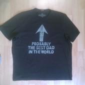 Фирменная футболка XXL