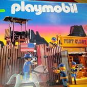 Playmobil огромная крепость