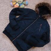 Куртка 7-9 лет