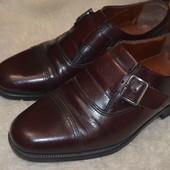 Туфли мужские Clarks, р. 42, 27.5 см