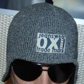 Спортивная фирменная шапочка шапка бренд  Jeans Wear.л-хл .