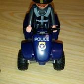 Playmobil Полицейский квадроцикл