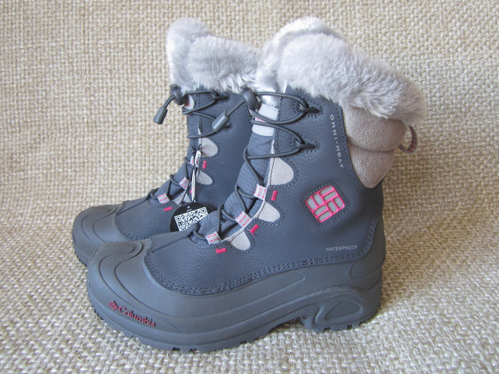 Черевики снігоступи зимові нові оригінал columbia by3200-028 розмір 37 фото  №1 09fd39cd935e3