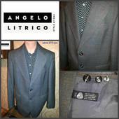 Angelo Litrico, р. 52 оригинал, чистая шерсть, новый, зачетный пиджак!!