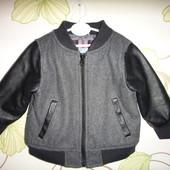 Шерстяная куртка Gap 12-18 мес, 80 см