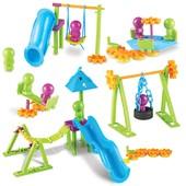 Learning Resources Playground - детская игровая площадка 104 детали Engineering design Set