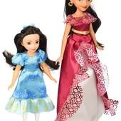Набор кукол принцессы Елены и её младшей сестры Изабель.