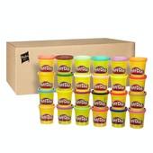 Набор Пластилин 24 штук по 80 грамм Play-Doh 24-Pack