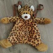 Рюкзак плюшевый Тигр