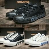 Кроссовки Converse, р. 36-39, код kv-2519